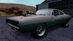 Dodge Charger RT 1970 FnF7 для GTA San Andreas