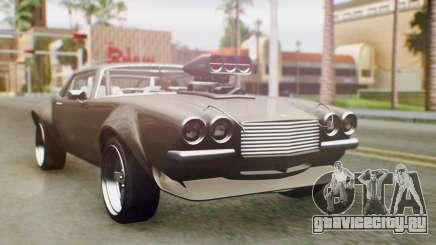 GTA 5 Imponte Nightshade IVF для GTA San Andreas