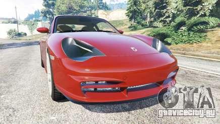 Porsche 911 GT3 2004 для GTA 5