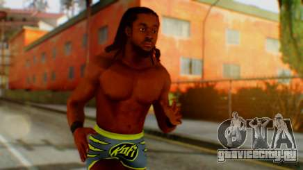 WWE Kofi для GTA San Andreas