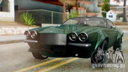 GTA 5 Imponte Nightshade для GTA San Andreas