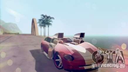 Banshee Twin Mill III Hot Wheels v1.0 для GTA San Andreas
