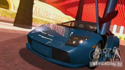 Lamborghini Murcielago 2005 для GTA San Andreas