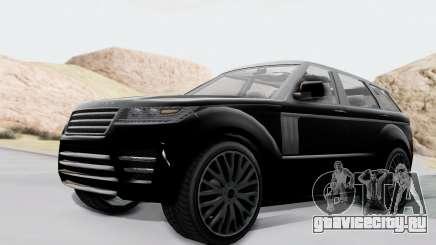 GTA 5 Gallivanter Baller LE IVF для GTA San Andreas