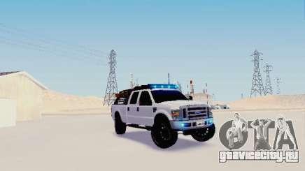 Ford F-250 Full Off-Road для GTA San Andreas