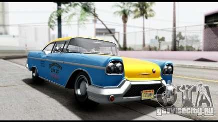 GTA 5 Declasse Cabbie v2 для GTA San Andreas
