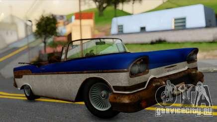 Declasse Tornado Mexico для GTA San Andreas