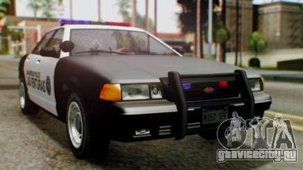 GTA 5 Police LV для GTA San Andreas