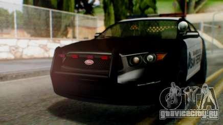 GTA 5 Police SF для GTA San Andreas