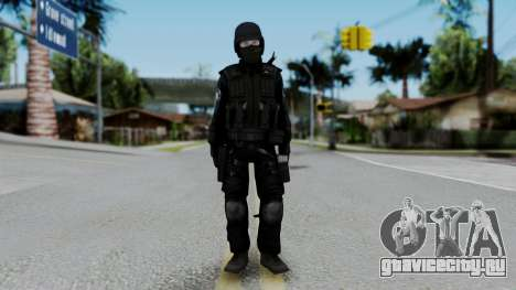Regular SWAT для GTA San Andreas второй скриншот