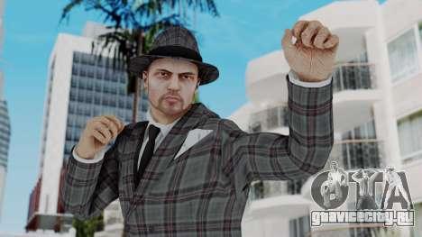GTA Online Be My Valentine Skin 1 для GTA San Andreas