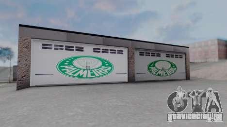 New Garage in San Fierro для GTA San Andreas четвёртый скриншот