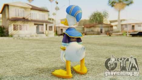 Kingdom Hearts 2 Donald Duck Default v1 для GTA San Andreas третий скриншот