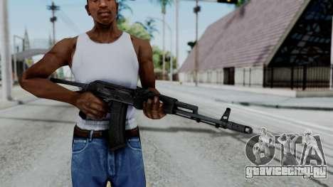 AKS-47 для GTA San Andreas третий скриншот