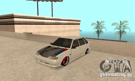 Vaz 2114 Armenian для GTA San Andreas