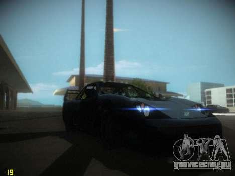 ENB Following V1.0 для средних ПК для GTA San Andreas третий скриншот