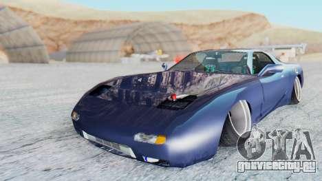 ZR-350 Stance для GTA San Andreas