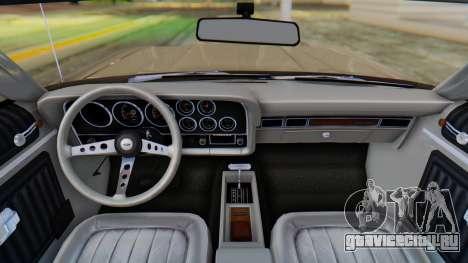 Ford Gran Torino Sport SportsRoof (63R) 1972 PJ2 для GTA San Andreas вид справа