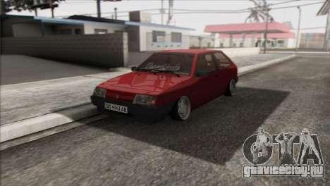 ВАЗ 2108 DropMode для GTA San Andreas