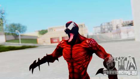The Amazing Spider-Man 2 Game - Carnage для GTA San Andreas