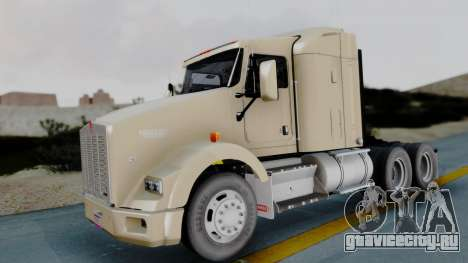 Kenworth T800 38s Flat Top для GTA San Andreas