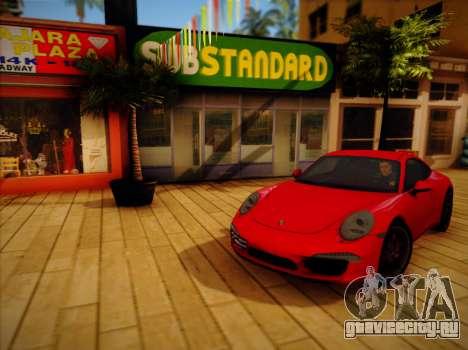 ENB GreenStyle V7.1 для GTA San Andreas