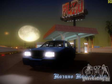 ENB Following V1.4 для слабых ПК для GTA San Andreas пятый скриншот