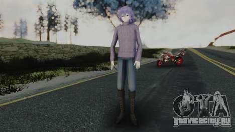 Ayato для GTA San Andreas второй скриншот