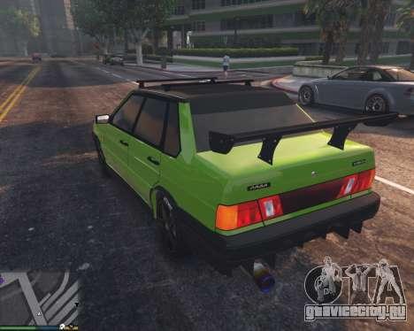ВАЗ 2115 для GTA 5