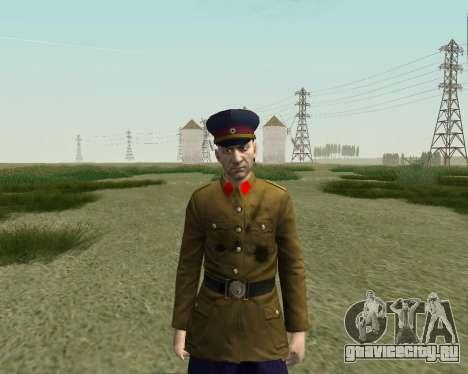 Сборник Солдат РККА для GTA San Andreas восьмой скриншот
