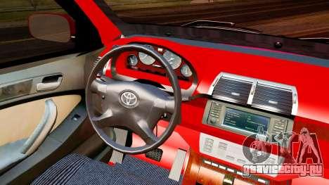Toyota Avanza Best Modification для GTA San Andreas вид справа