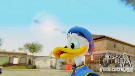 Kingdom Hearts 2 Donald Duck Default v1 для GTA San Andreas