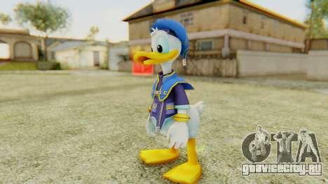 Kingdom Hearts 2 Donald Duck Default v1 для GTA San Andreas второй скриншот