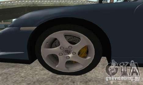 Porsche 911 GT2 для GTA San Andreas вид справа