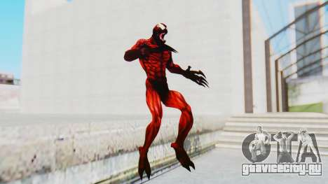The Amazing Spider-Man 2 Game - Carnage для GTA San Andreas второй скриншот