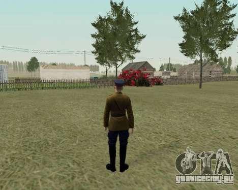 Сборник Солдат РККА для GTA San Andreas десятый скриншот