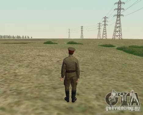 Сборник Солдат РККА для GTA San Andreas седьмой скриншот