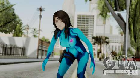 Fatal Frame 5 Yuri Zero Suit для GTA San Andreas