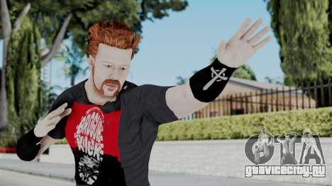 Sheamus Casual для GTA San Andreas