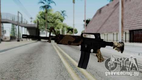 M16 A2 Carbine M727 v2 для GTA San Andreas