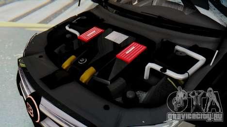 Brabus B63S для GTA San Andreas колёса