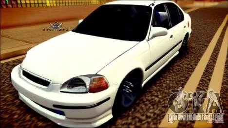 Honda Civic by Snebes для GTA San Andreas
