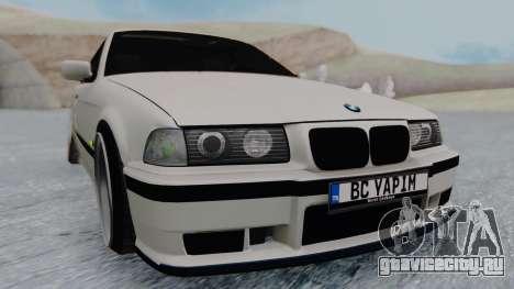 BMW 3-er E36 для GTA San Andreas вид справа