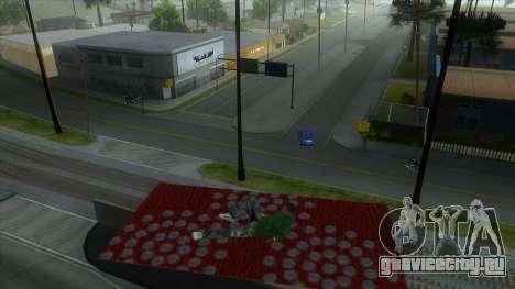 Cleo Mod San Andreas для GTA San Andreas шестой скриншот