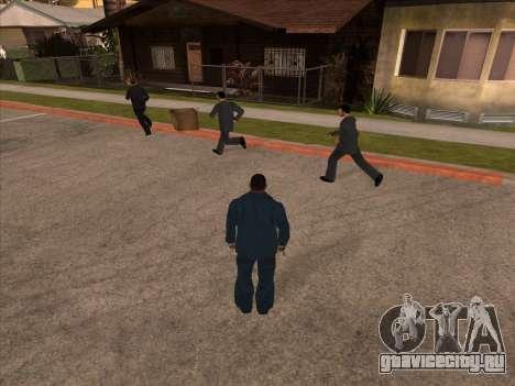 Русская мафия в Ganton для GTA San Andreas