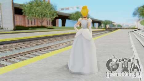 Cinderella для GTA San Andreas третий скриншот