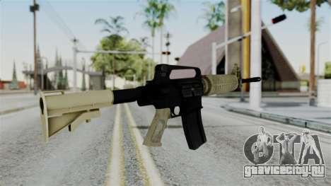 M16 A2 Carbine M727 v3 для GTA San Andreas второй скриншот