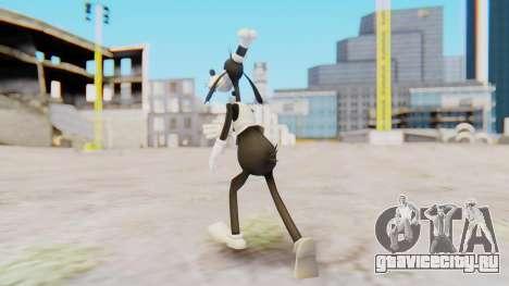 Kingdom Hearts 2 Goofy (Toon) Timeless River для GTA San Andreas третий скриншот