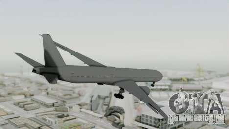 Boeing 777-9x Paintkit для GTA San Andreas вид слева