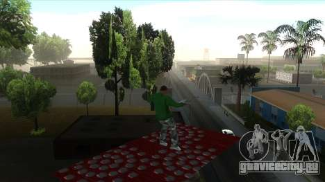 Cleo Mod San Andreas для GTA San Andreas пятый скриншот